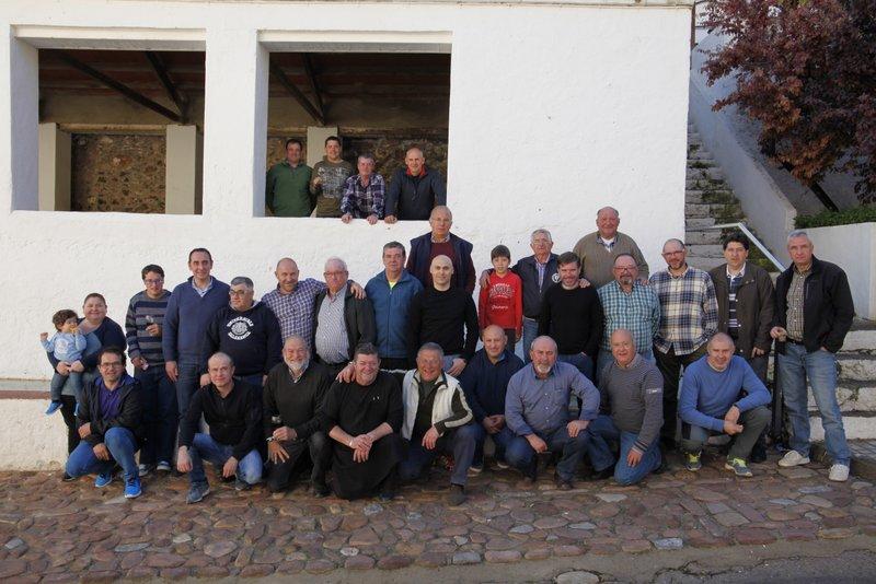 Partcipants a la cata de vins