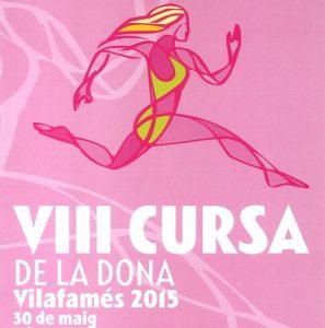 VIII Cursa de la Dona 2015