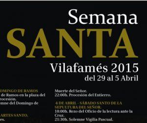Semana Santa Vilafamés 2015