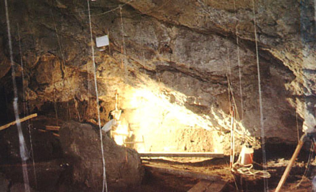La cova Matutano