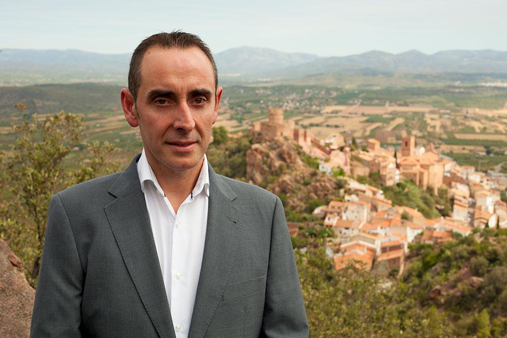 Abel Ibáñez Mallasén, Alcalde de Vilafamés