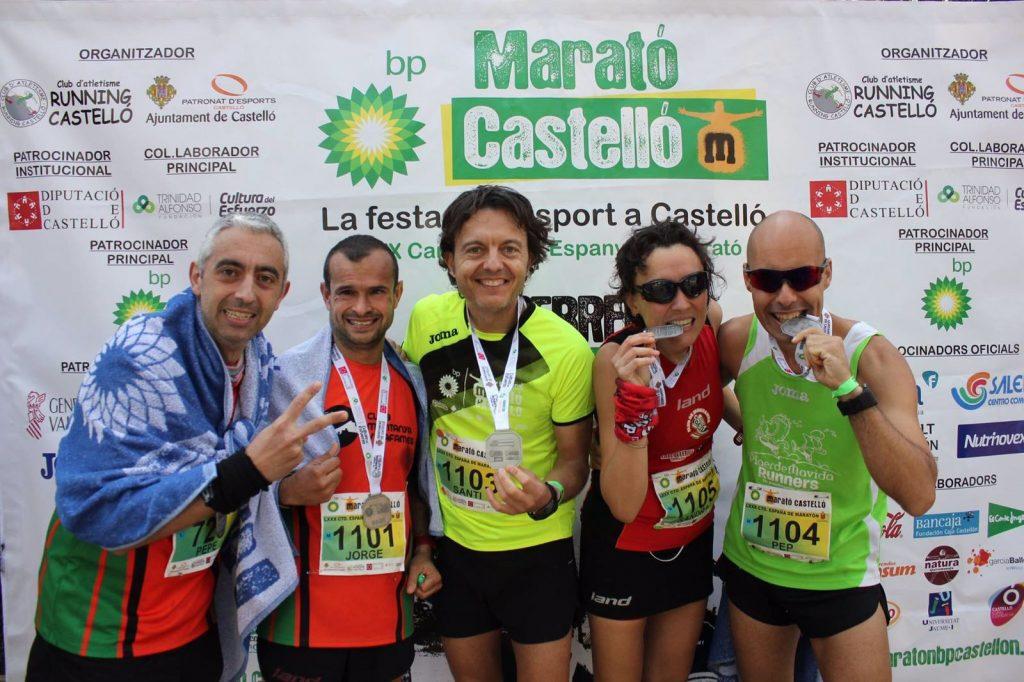 Vilafamesins a la Marató